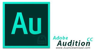 دانلود Adobe Audition CC 2017 v10.1.1.11 x64 - نرم افزار ویرایشگر صدای ادوبی