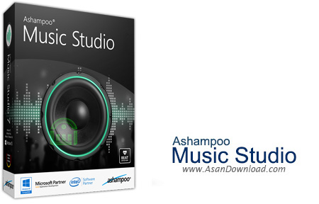 دانلود Ashampoo Music Studio v7.0.2.4 - نرم افزار مدیریت فایل های صوتی