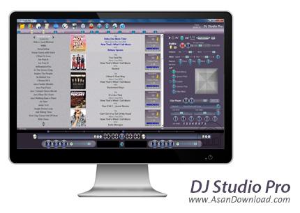 دانلود DJ Studio Pro v10.4.4.3 - نرم افزار ویرایش فایلهای صوتی