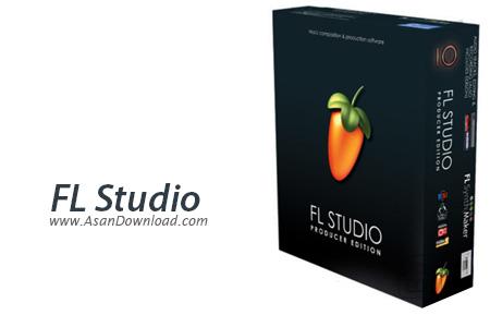 دانلود FL Studio Producer Edition v12.5.1.5 - نرم افزار تدوین حرفه ای موزیک ها
