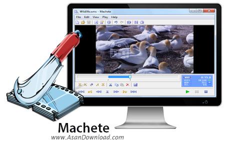 دانلود Machete v4.4 - نرم افزار ویرایش سریع فایل های چندرسانه ای