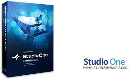 دانلود PreSonus Studio One Pro v3.0.0.33329 x86/x64 - نرم افزار تدوین حرفه ای موزیک
