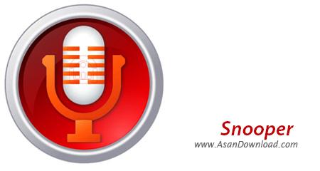 دانلود Snooper Pro v2.1.5 - نرم افزار ضبط مخفیانه صداهای ویندوز