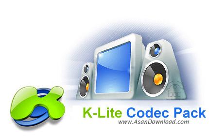 دانلود K-Lite Codec Packs v15.2.6 - نرم افزار پخش فایل های صوتی و تصویری
