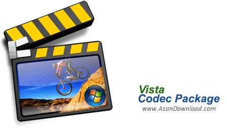 دانلود Vista Codec Package v6.7.5 - نرم افزار نصب جدیدترین کدک ها برای ویندوز ویستا