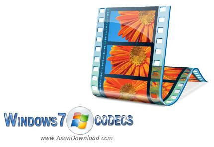 دانلود Windows 7 Codecs v4.1.4 - جدیدترین کدک های صوتی و تصویری