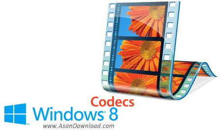 دانلود Windows 8 Codec Pack v2.0.7.820 - نرم افزار نصب کدک صوتی و تصویری برای ویندوز 8