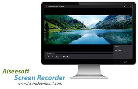 دانلود Aiseesoft Screen Recorder v1.1.12 - نرم افزار فیلمبرداری از صفحه نمایش