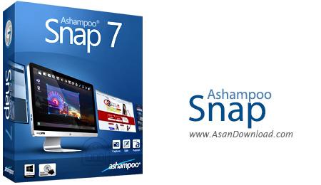 دانلود Ashampoo Snap v10.0.7 - نرم افزار تصویر برداری از محیط دسکتاپ