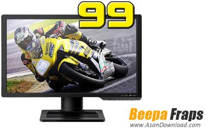 دانلود Beepa Fraps v3.5.99 build 15618 - نرم افزار عکس برداری و فیلم برداری از بازی