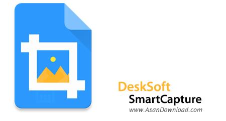 دانلود DeskSoft SmartCapture v3.12.2 - نرم افزار عکسبرداری از دسکتاپ