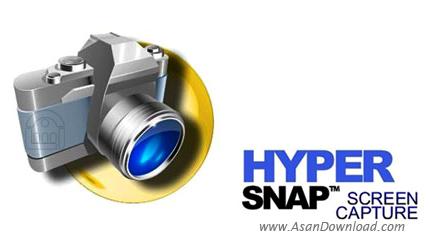 دانلود HyperSnap v8.16.07 - نرم افزار تصویر برداری از صفحه نمایش