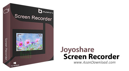 دانلود Joyoshare Screen Recorder v2.0.0.23 - نرم افزار فیلمبرداری از دسکتاپ