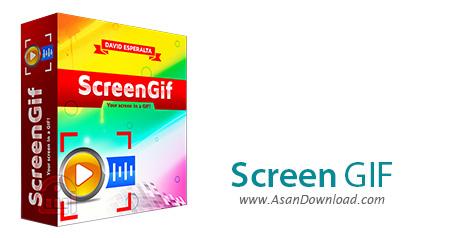 دانلود Screen GIF v1.9 - نرم افزار تصویر برداری از صفحه نمایش