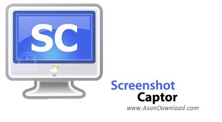 دانلود Screenshot Captor v4.29.0 - نرم افزار عکسبرداری از دسکتاپ