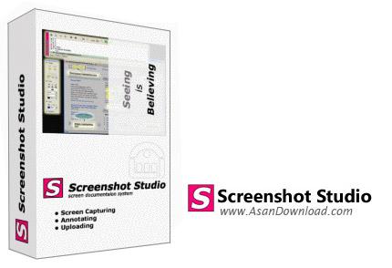 دانلود Screenshot Studio v1.9.98.90 - نرم افزار عکس گرفتن از صفحه نمایش