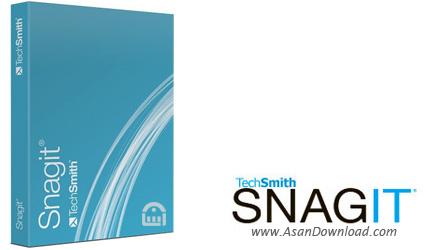 دانلود Snagit v13.1.0 Build 7494 - نرم افزار فیلم برداری و عکس برداری از صفحه نمایش