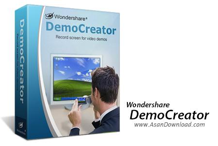 دانلود Wondershare DemoCreator v3.6.0.48 - نرم افزار ساخت دموهای آموزشی