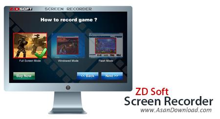 دانلود ZD Soft Screen Recorder v10.4.4 - نرم افزار فیلم برداری از صفحه نمایش