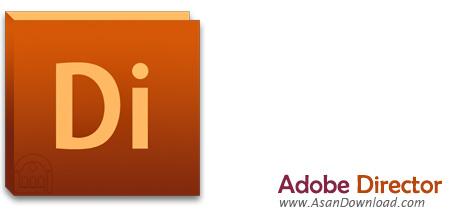 دانلود Adobe Director v12.0 - نرم افزار ساخت و تولید نرم افزار های چند رسانه ای