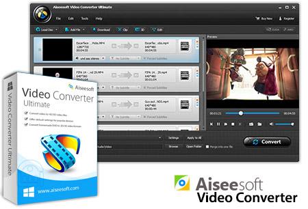 دانلود Aiseesoft Video Converter Ultimate v7.2.38 - نرم افزار مبدل ویدئویی
