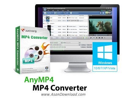 دانلود AnyMP4 MP4 Converter v6.3.6.0 - نرم افزار مبدل MP4