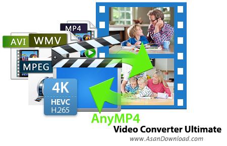 دانلود AnyMP4 Video Converter Ultimate v7.2.20 - مبدل ویدئوها