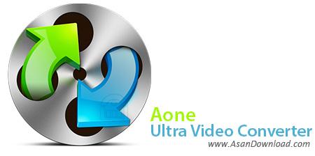 دانلود Aone Ultra Video Converter v5.5.0401 - نرم افزار مبدل فیلم ها