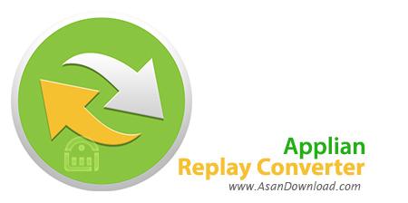 دانلود Applian Replay Converter v6.0.1.13 - نرم افزار مبدل صوتی و تصویری