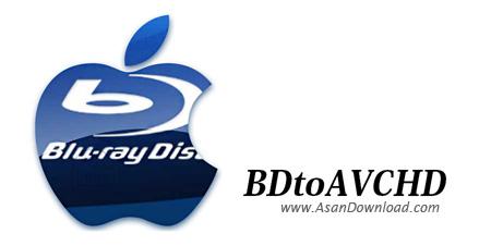 دانلود BDtoAVCHD v2.7.8 - نرم افزار تبدیل فرمت Blue-ray به AVCHD