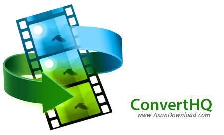 دانلود ConvertHQ v1.1.1.1 - نرم افزاری برای تبدیل با نهایت کیفیت