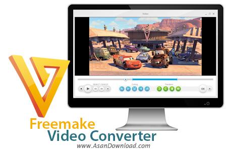 دانلود Freemake Video Converter Gold v4.1.9.49 - مبدل قدرتمند فیلم