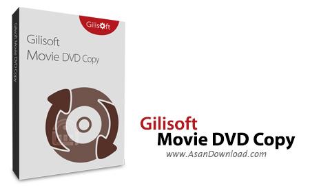 دانلود Gilisoft Movie DVD Copy v3.2.0 - نرم افزار کپی دی وی دی ها
