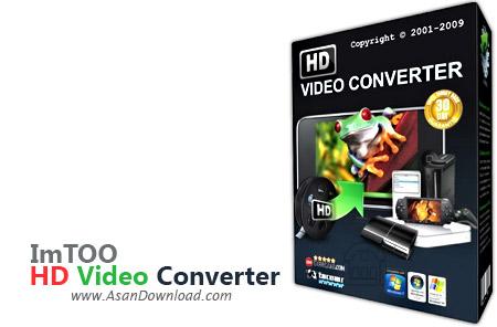 دانلود ImTOO HD Video Converter v7.8.6 - نرم افزار تبدیل فرمت های ویدئویی به یکدیگر