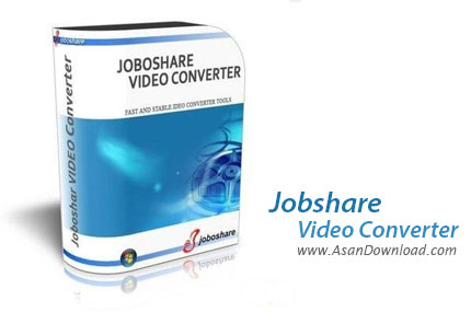 دانلود Joboshare Video Converter v3.4.1.505 - مبدل قدرتمند ویدئویی