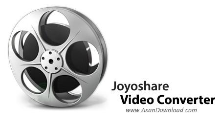 دانلود Joyoshare Video Converter v2.0.0.8 - نرم افزار مبدل ویدئویی
