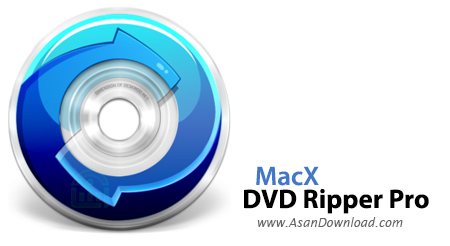 دانلود MacX DVD Ripper Pro v8.9.1.169 - مبدل دی وی دی