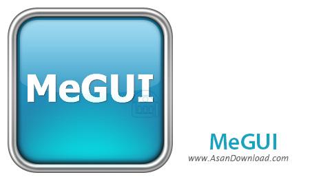 دانلود MeGUI v2836 - نرم افزار کاهش حجم فیلم ها بدون افت کیفیت