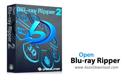 دانلود Open Blu-ray Ripper v2.90 - مبدل فیلم های بلوری