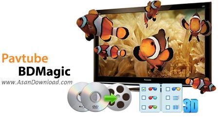 دانلود Pavtube BDMagic v4.9.3.0 - مبدل DVD و Blu-ray