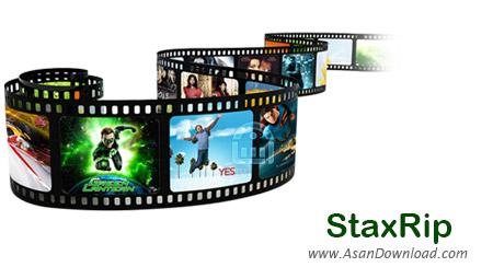 دانلود StaxRip v1.7.0.0 x64 - نرم افزار فشرده سازی فیلم با بهترین کیفیت