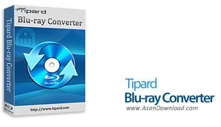 دانلود Tipard Blu-ray Converter v9.2.22 - نرم افزار تبدیل فرمت فیلم های Blu-ray