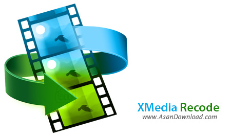 دانلود XMedia Recode v3.3.9.1 - نرم افزار مبدل فرمت های صوتی و تصویری