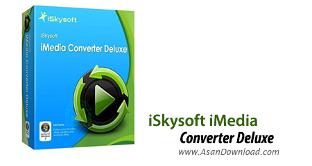 دانلود iSkysoft iMedia Converter Deluxe v10.4.2.197 - نرم افزار مبدل صوتی و تصویری