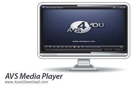 دانلود AVS Media Player v4.6.1.126 - نرم افزار پخش کننده مالتی مدیا
