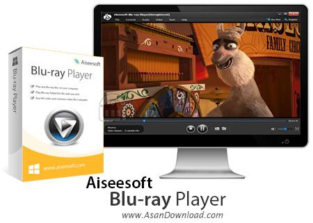دانلود Aiseesoft Blu-ray Player v6.2.96 - نرم افزار پخش فیلم های با کیفیت