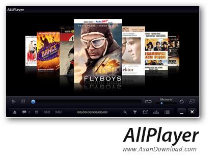 دانلود ALLPlayer v8.3.0.0 - نرم افزار پخش فیلم و موزیک