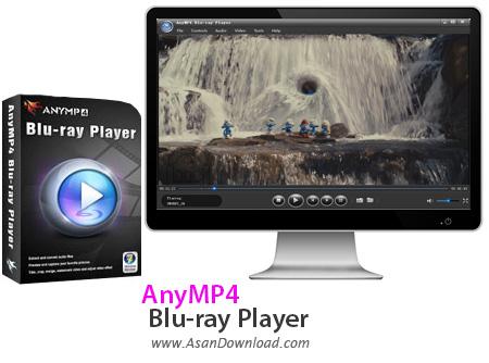 دانلود AnyMP4 Blu-ray Player v6.0.76 - دانلود پلیر دیسک های بلوری
