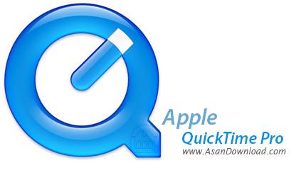 دانلود QuickTime Player Pro v7.7.9 - نرم افزار پخش فایل های ویدئویی