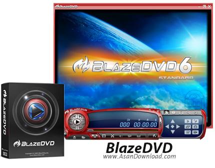 دانلود BlazeDVD Pro v7.0.2.0 - نرم افزار پخش فیلم های دی وی دی